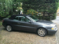Volvo C70 2.0 auto 2003 T GT PX Swap Anything considered