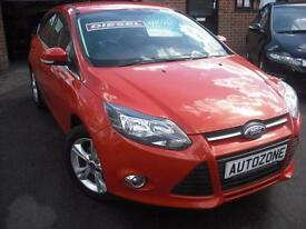 Ford Focus Zetec Tdci 5dr DIESEL MANUAL 2012/12