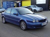 2004 (04) Jaguar X-TYPE 2.0 D Sport Diesel