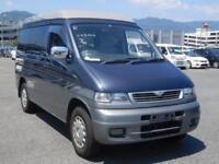 Mazda Bongo Elevating roof direct Japan Import supplied fully UK reg