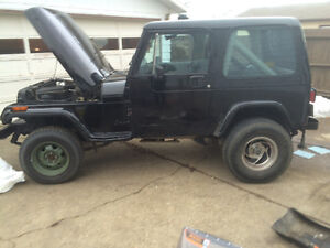 1989 Jeep Other YJ Other Strathcona County Edmonton Area image 5