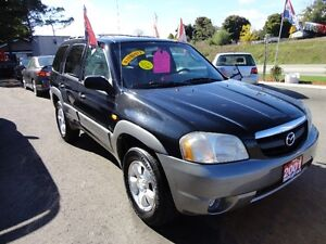 2001 Mazda Other LX SUV, Crossover E-TESTED & CERT