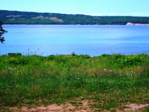 BEAUTIFUL WATERFRONT on the  BRAS D'OR LAKES