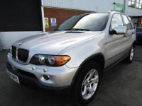 BMW X5 3.0 D LUXE PACK AUTO 4X4