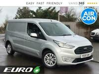 2019 Ford Transit Connect 240 Limited 1.5TDCi 120PS LWB L2 EURO 6 Panel Van Dies