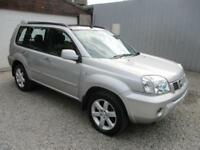 2005 Nissan X Trail 2.2 dCi 136 Sport 5dr 4x4 4WD diesel 5 door Estate
