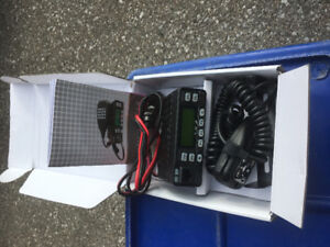 Ham amateur mobile radio scanner