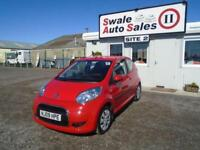 2009 09 CITROEN C1 1.0 VTR - 48,059 MILES - SERVICE HISTORY-£20 A YEAR ROAD TAX