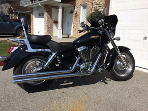 2005 Honda Shadow Sabre 1100cc