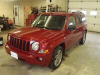 2007 JEEP PATROIT 4WD 4DR $5000 TAX'S IN CHANGED INTO UR NAME