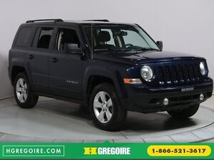 2015 Jeep Patriot NORTH 4X4 TOIT OUVRANT BLUETOOTH GR ELECTRIQUE