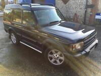 2004 '04' Land Rover Discovery TD5 ES Premium. Auto 4x4 Automatic. Px Swap