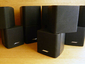 Speaker Wallmounts for BOSE and other brand speakers. (BNIB)