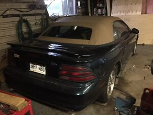 94 mustang GT convertible 5.0 auto
