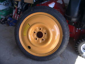 Mazda 3 Mats and Spare tire 2004 and up
