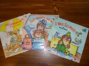 3 Mercer Mayer Little Critter Books