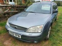 2002 Ford Mondeo Ghia X V6 24v - SPARES OR REPAIR 2.5