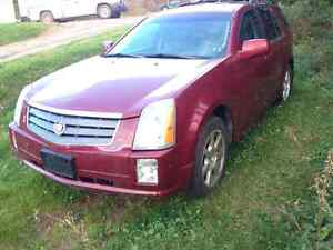 2005 Cadillac SRX (CALLS ONLY PLEASE)