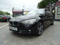 2012 BMW 1 Series 118d Sport 5dr, finance available Hatchback Diesel Manual