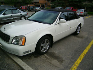 2001 CADILLAC DEVILLE ( REDUCED )