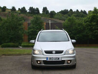 Vauxhall Zafira 2.0 i Turbo 16v GSi 5dr 2 OWNER VERY RARE CAR