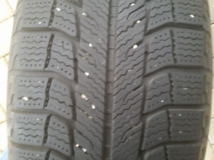 Michelin X-Ice winter tires on alloy rims Windsor Region Ontario image 3