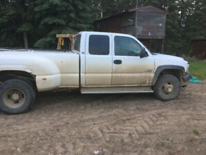 2001 chevy 3500 dually