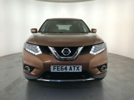 2014 64 NISSAN X-TRAIL ACENTA DCI DIESEL 1 OWNER SERVICE HISTORY FINANCE PX