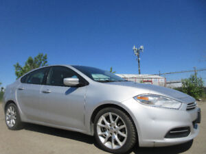 2013 DODGE DART SXT 4DR SDN-ONE OWNER-2.0l 4 cyl auto