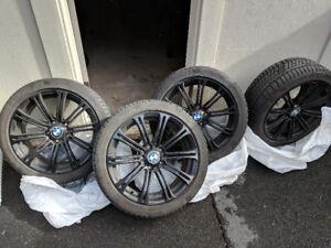 BMW Runflat Winter Tires and Rims