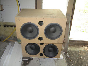 Boomboxes WITH AMPS!!