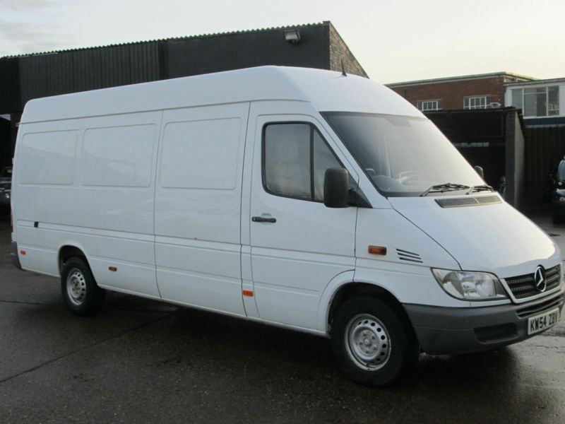 031697468ffeaf 2005 Mercedes-Benz Sprinter 2.2TD 311CDI LWB HIGH ROOF. STRAIGHT VAN. 4.2