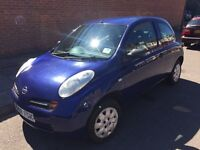 NISSAN MICRA AUTOMATIC 1.2 PETROL NEW MOT FULL SERVICE HISTORY PORTSMOUTH