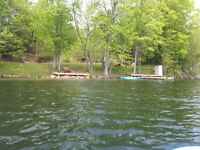 Cottage for rent Aug 30-Sept 7 long weekend on Buck Lake!