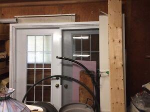 Doors, windows, kitchen Cupboards and Countertop