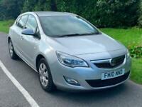 2010 Vauxhall Astra 1.6i 16V Exclusiv 5dr HATCHBACK Petrol Manual