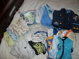 0-3 Month Boys Lot