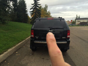 2008 Jeep Grand Cherokee Limited SUV, Crossover Strathcona County Edmonton Area image 4