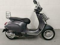 2020 Vespa Sprint 150 Sprint 150 Petrol grey CVT