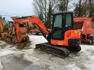 KUBOTA KX040-CLEAN MACHINE