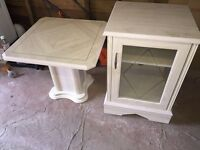 MATCHING UNIT AND TABLE