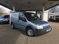 2008 Ford Transit Connect 1.8 TDCi T200 SWB Lead-In Panel Van 4dr PANELVAN(...)