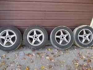 AFTERMARKET 16 inch rims London Ontario image 1