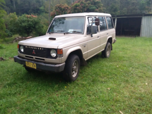 Mitsubishi Pajero 1990 Turbo Diesel Wardell Ballina Area Preview