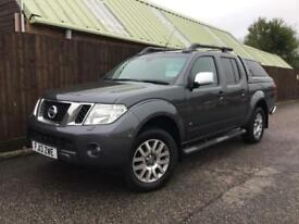 Nissan Navara 3.0dCi V6 Outlaw Auto..1 OWNER..FULL NISSAN HISTORY.