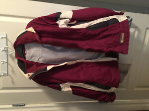 Windriver ski jacket 3in one