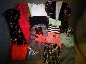 Size 8/10 women's clothes bundle