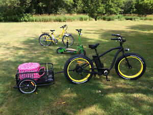 Camping toy/recreational rides we have it! Electric rides!!