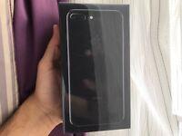 IPHONE 7 PLUS JET BLACK 256 Gb