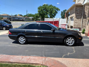 2004 Mercedes Benz S500 4-Matic $8,495.00 Certified Immaculate!